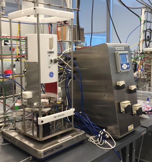 Cytiva GE Xcellerex XDR 10L Bioreactor